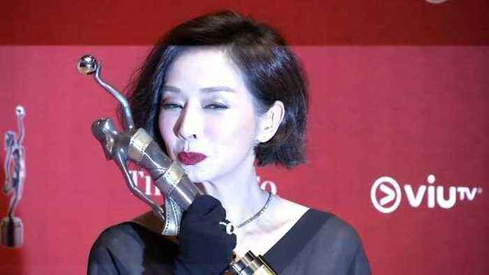 News video: Wartime drama sweeps five awards at Hong Kong Film Awards