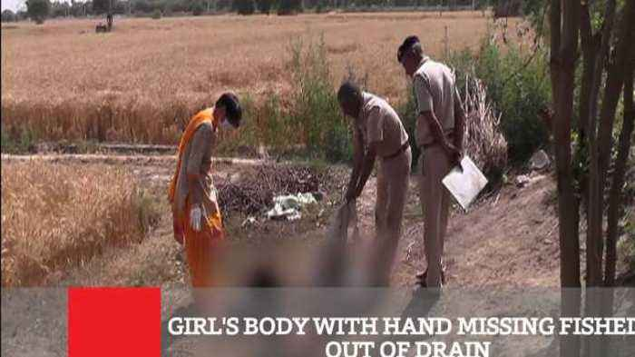 Girl's Body With Hand Missing Fished Out Of Drain