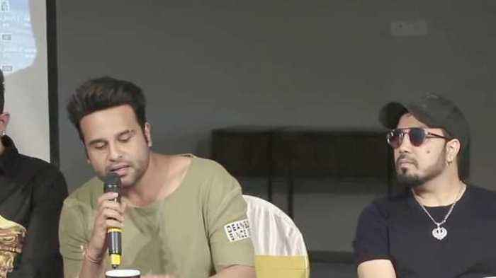 News video: Krishna And Mika Singh Reaction On Kapil Sharma Controversy | Krishna Shows His Support To Kapil