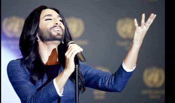 News video: Eurovision winner Conchita Wurst says she is HIV positive