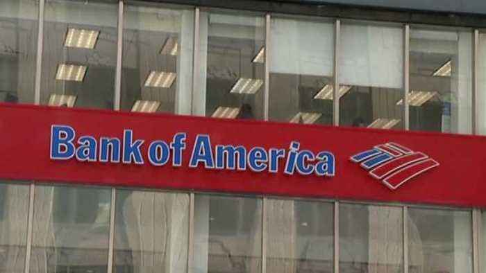 Bank of America profit jumps on higher rates