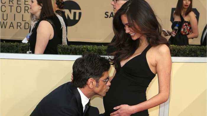 John Stamos & Caitlin McHugh Had Their First Child!