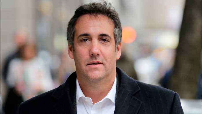 News video: Trump lawyer Cohen's Mystery Third Client Revealed To Be Sean Hannity