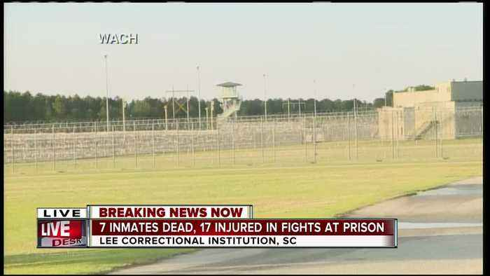 News video: 7 inmates killed in South Carolina prison violence