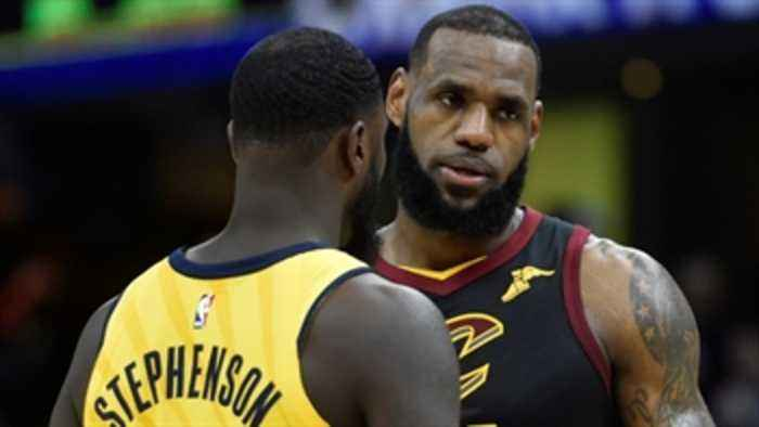 News video: Nick Wright breaks down what was so surprising about LeBron's Cavs losing to the Pacers