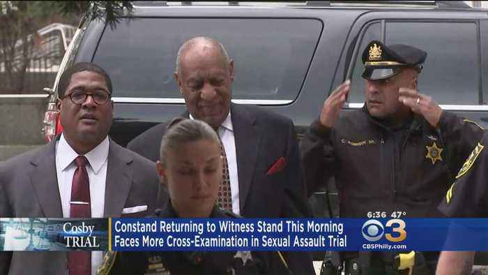 News video: Constand Returns To Court For Cross-Examination In Bill Cosby Sex Assault Retrial