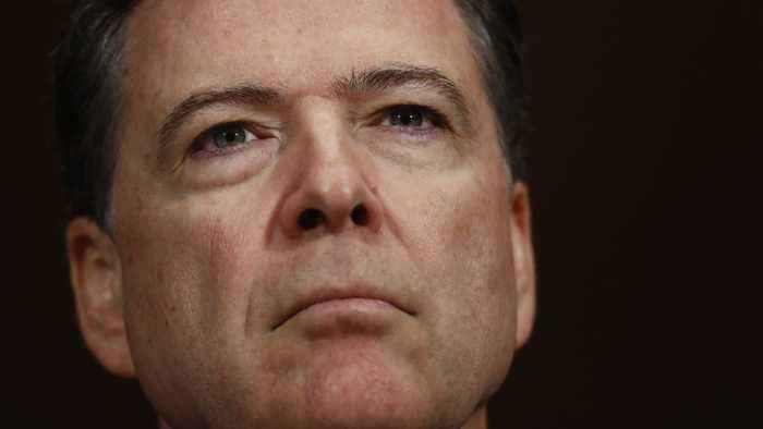 News video: Comey: It Isn't A Question Of Trump's Mental State, It's A Question Of This