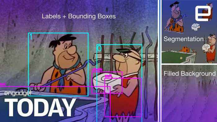 AI creates 'Flintstones' cartoons from text descriptions