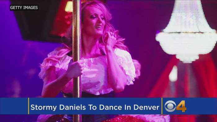 News video: Stormy Daniels To Perform In Denver