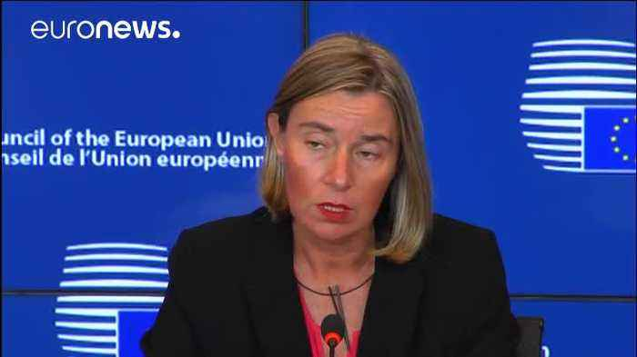 News video: EU calls on Russia to bring Syria back to talks