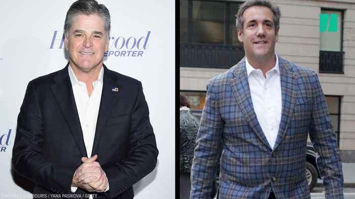 Trump Lawyer Michael Cohen Reveals Sean Hannity Is His Third Client