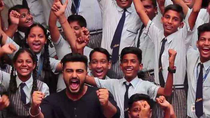 News video: Arjun Kapoor Ambassador For Gender Equality Of Girl Rising India Foundation