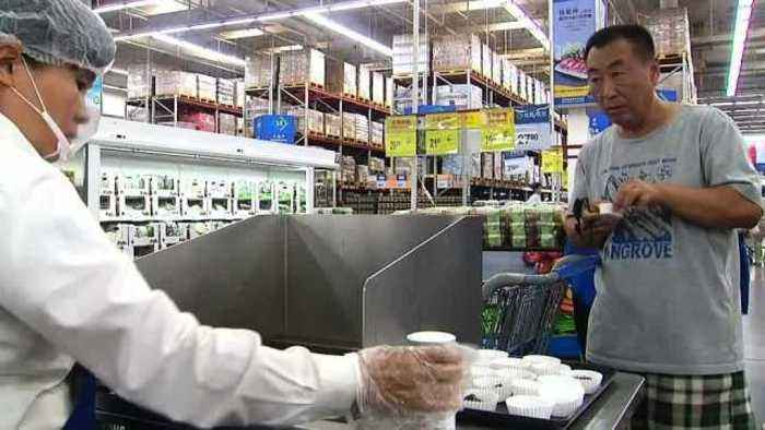 News video: China: consumers boost Q1 growth despite trade worries
