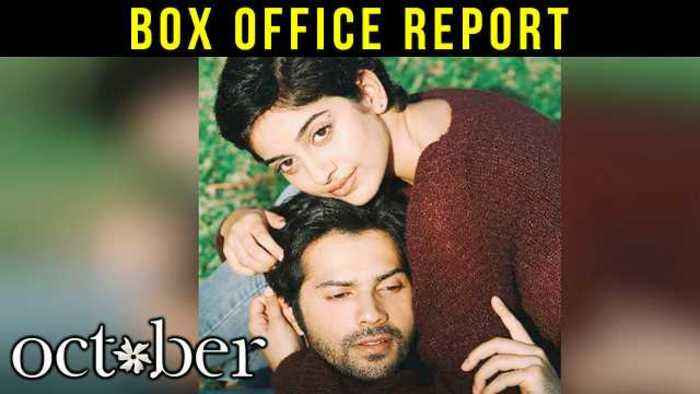 October Film Box Office Report Varun Dhawan, Banita Sandhu