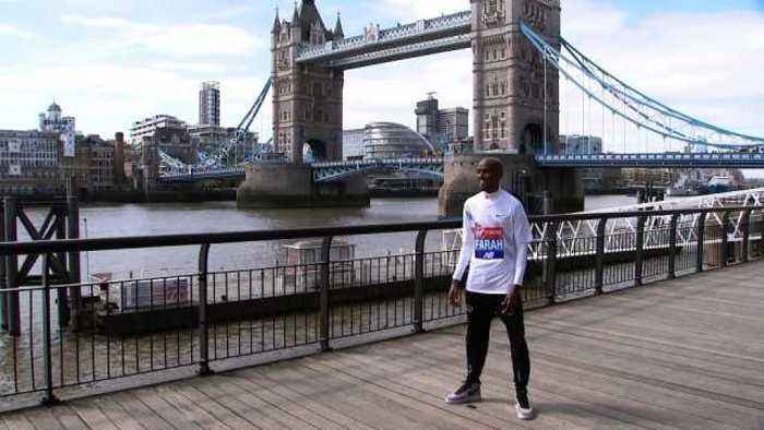New, relaxed Farah ready to mix it in the marathon