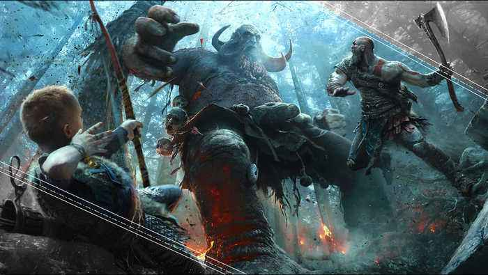 News video: What To Expect From God of War IV
