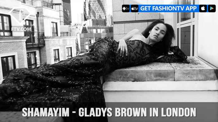 News video: Shamayim TV Presents Model Gladys Brown in London | FashionTV | FTV