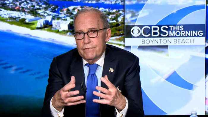 Larry Kudlow on tax law impact, China 'trade dispute,' Abe summit