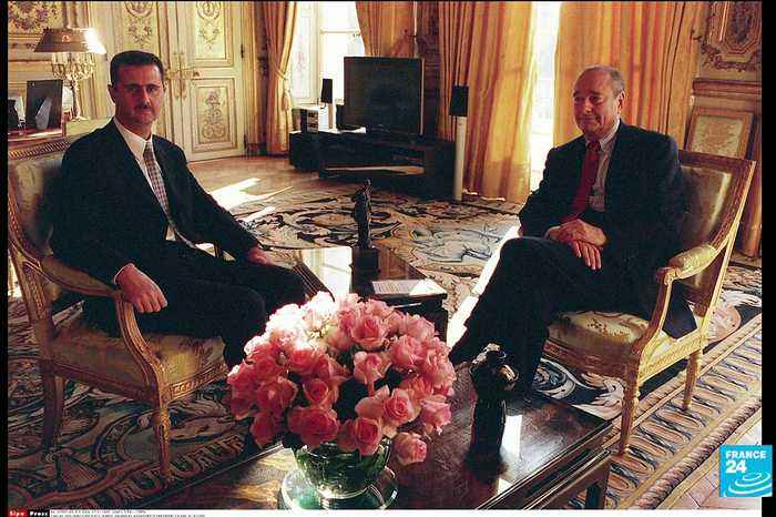A symbolic gesture: France to strip Syrian''s Bashar al-Assad of his Légion d''Honneur, the country''s highest distinction