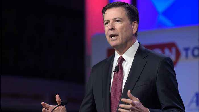 News video: Comey On The President Calling For His Imprisonment: