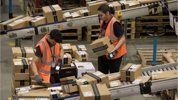 UK Amazon Workers Reportedly Urinate In Bottles To Make Fulfillment Targets