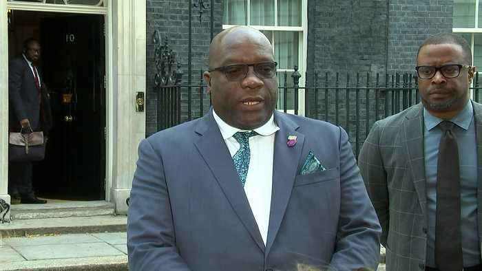 Caribbean leaders give their reaction to May meeting