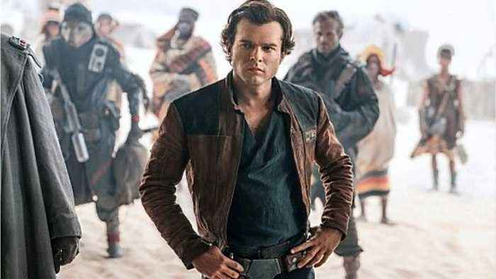 New Pics From Solo: A Star Wars Story Debunk Rumors of Character's Return