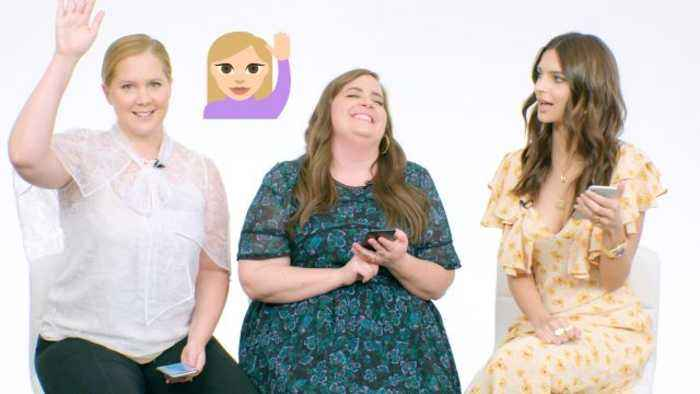 News video: Amy Schumer, Aidy Bryant & Emily Ratajkowski Show Us the Last Thing on Their Phones