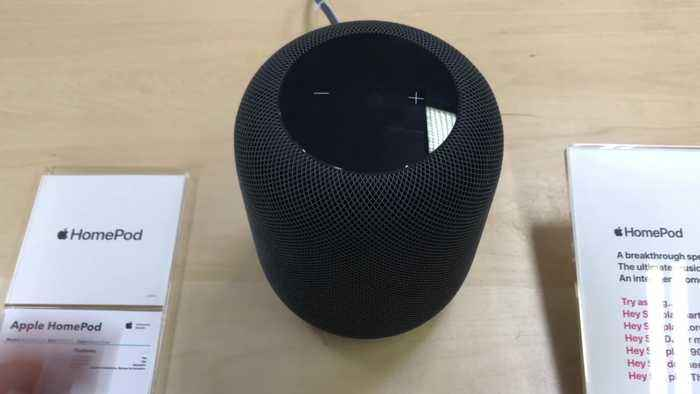 Apple Cuts Production Of HomePods Due To Poor Sales