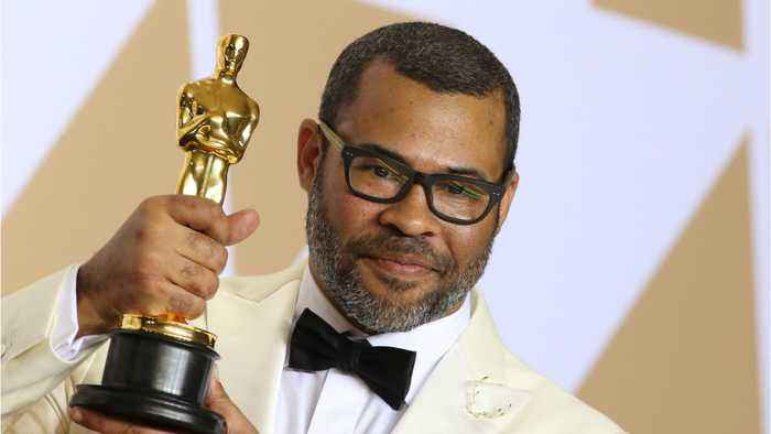 News video: Jordan Peele Encourages People To 'Stay Woke' About Fake News