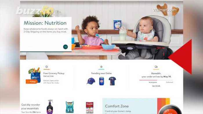 News video: Walmart is Giving Its Website a Makeover