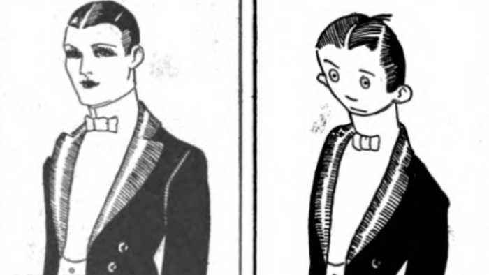 Someone Unearthed A Comic Strip From 1921 That's Similar To A Modern Meme
