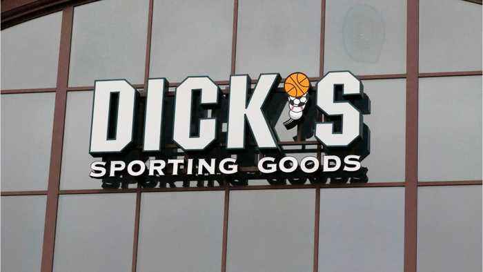 Dick's Sporting Goods Will Destory Unsold Assault-Style Guns