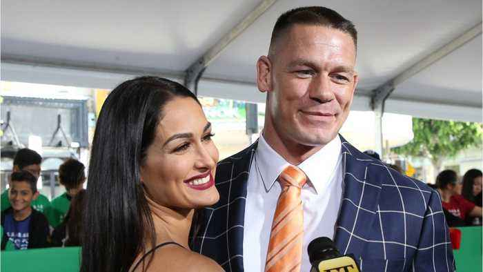 John Cena Once Made Nikki Bella Sign A 75-Page Agreement Before Moving In