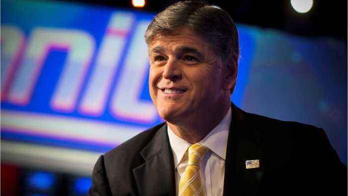 Fox Standing Behind Hannity
