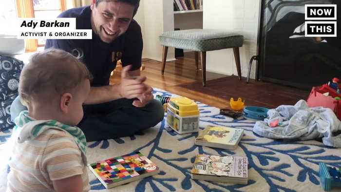 Ady Barkan Has a Heart-Wrenching Final Letter for His Son