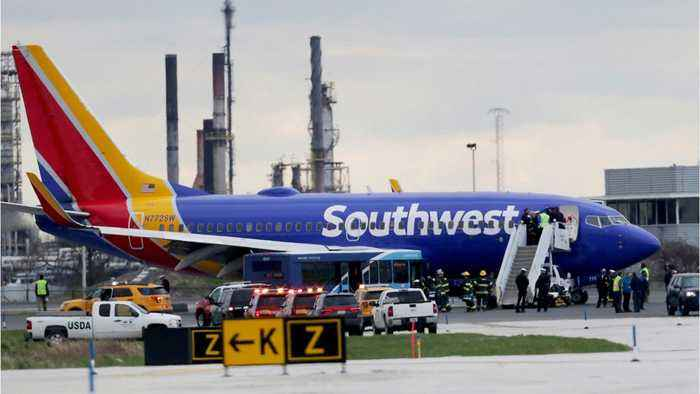 One Dead After Southwest Plane Suffers Engine Failure