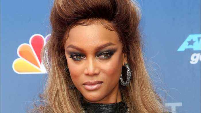 Tyra Banks Shares Early Struggles Of Her Career