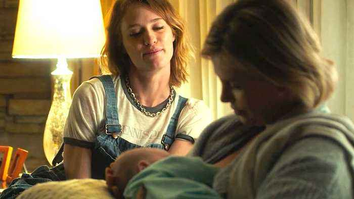 Tully with Charlize Theron - 'A Great Mom' Clip