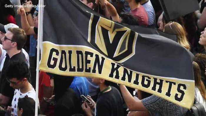 News video: Vegas Golden Knights fans hoping for another win