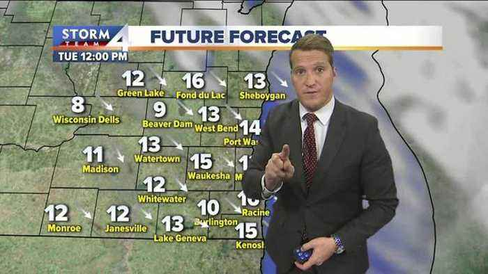 More snow ahead late Wednesday