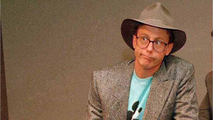 News video: 'Night Court' Star, Harry Anderson, Dies At 65