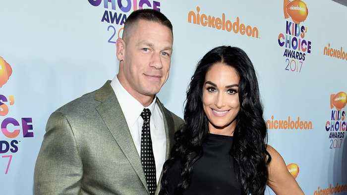 News video: Nikki Bella and John Cena Split to 'Give Each Other the Life they Both Wanted'