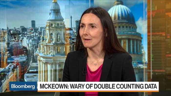 News video: Capital Economics' McKeown Says Softness in Data Will Prevent ECB From Making Any Bold Moves