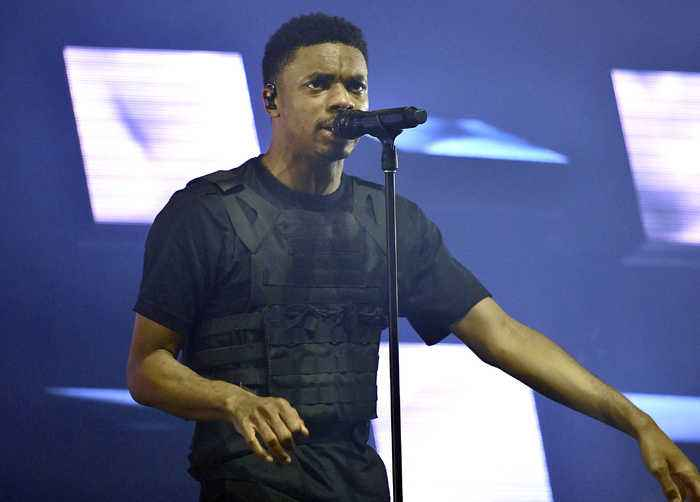 Vince Staples Rips R  Kelly in Coachella Interview