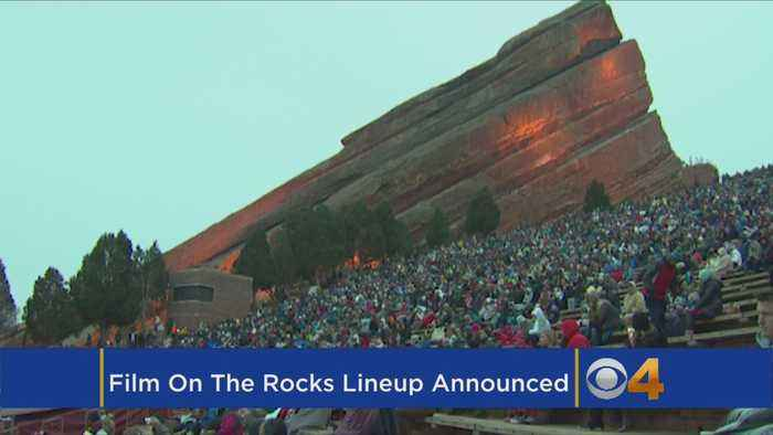 News video: Film On The Rocks Lineup Announced