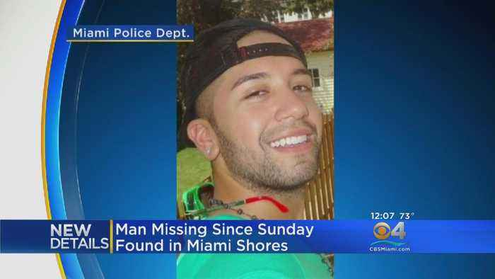 Missing Man From Orlando Found In Miami Shores