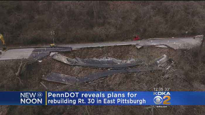News video: PennDOT Announces Plan & Timeline For Route 30 Rebuild Project