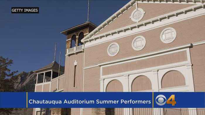 News video: Summer Concert Series Announced For Chautauqua Auditorium