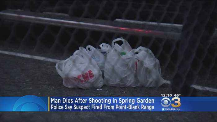 News video: Police: Man Dies After Being Shot While Getting Groceries Out Of Truck